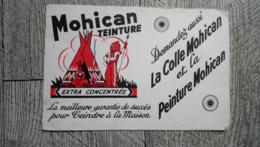 Buvard Mohican Teinture Colle Peinture - Pulizia