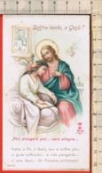 """Antico Santino Lega Eucaristica """"Soffro Tanto, O Gesù - N.36"""" - Religion & Esotérisme"""