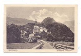 A 6774 TSCHAGUNS, Dorfansicht, 1927 - Schruns