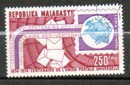 MADAGASCAR P Aérienne  UPU 1974 N° 142 - Madagaskar (1960-...)