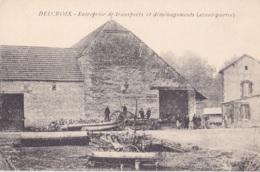 Corbeny Delcroix Entreprise De Transports Et Déménagements ( Avant-Guerre ) - Laon