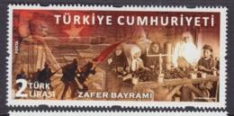 14.- TURKEY 2018 VICTORY DAY 2018 - 1921-... Republic