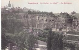 "Luxembourg Les Rochers Du "" Bock"" - Luxembourg - Ville"