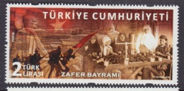 39.- TURKEY 2018 VICTORY DAY 2018 - Prima Guerra Mondiale