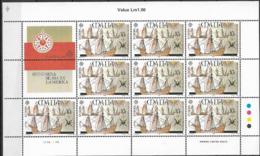 1992 Malta  Mi. 885-6** MNH  Europa: 500. Jahrestag Der Entdeckung Von Amerika - Europa-CEPT