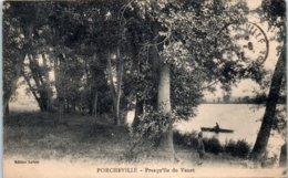 78 - PORCHEVILLE --  Presqu'ile Du Vanet - Porcheville