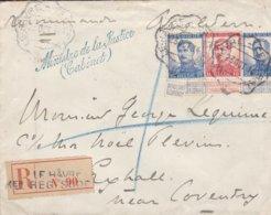 Belgique Lettre 1914 - Belgium