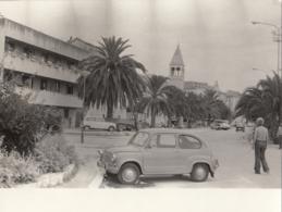 Trogir -  Old Car Zastava 750 - Croatia