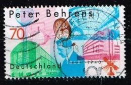 Bund 2018,Michel# 3373 O 150. Geburtstag Von Peter Behrens - Gebraucht
