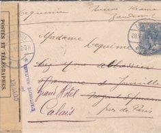 Pays Bas Lettre 1915 - Lettres & Documents