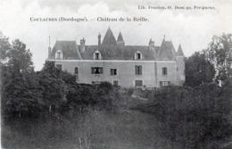 COULAURES  Château De La Reille - France