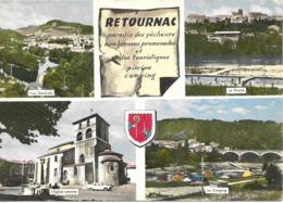 Carte Postale - RETOURNAC - Retournac
