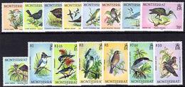 Montserrat 1984 Birds Unmounted Mint. - Montserrat