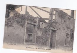 BERNECOURT La Gendarmerie Nationale (guerre De 14) - Other Municipalities