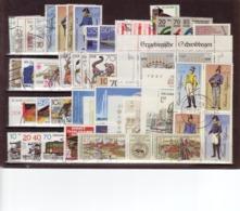 DDR, Kpl. Jahrgang 1986, Gest. (K 5054) - Gebraucht