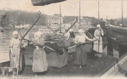 Sté Cockerill Seraing.  Déchargement D'un Bâteau De Minerais.  D.V.D.   Scan - Seraing