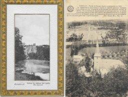 Aywaille - 2 Cartes - 1904/... - Belles Cartes - *321* - Aywaille