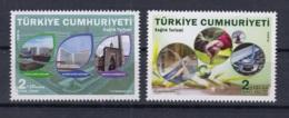 15.- TURKEY 2018 HEALTH TOURISM - Neufs