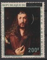 Bénin 2008 / 2009 Mi. 1533 Tableau Painting Art Kunst Albrecht Dürer Autoportrait Surchargé Overprint MNH** - Bénin – Dahomey (1960-...)