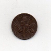 Italia - Regno - 1937 - 10 Centesimi - Impero - (MW2601) - 1861-1946 : Reino