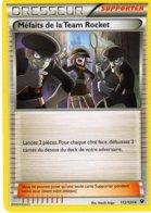 Carte Pokemon 112/124 Mefaits De La Team Rocket 2016 - Pokemon
