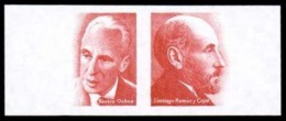 PRIX NOBEL PRIZE NOBELPREIS MEDICINE PHYSIOLOGY 1906 1959 CAJAL OCHOYA SWEDEN SUEDE SCHWEDEN 2003 Recess Print SLANIA - Nobel Prize Laureates
