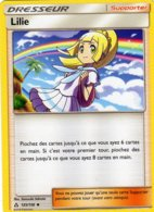 Carte Pokemon 125/156 Lilie 2018 - Pokemon