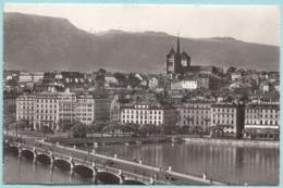 Svizzera Genève Ginevra Panorama - Vue  Gènèrale - GE Ginevra
