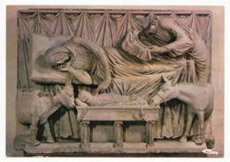 France - Chartres - Crypte De La Cathédrale - Relief De La Nativité Du Jubé - Kirchen U. Kathedralen