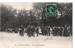 6 - LA FLECHE (Sarthe) - Fête De Gymnastique - La Fleche