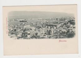 AB305 - ITALIE - SICILIA - Messina - Messina