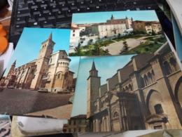 3 CARD  FIDENZA  GIARDINI E DUOMO   N1970/75  HF957 - Parma