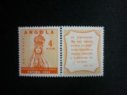 ANGOLA, 1951 Holy Year Extension Issue Scott #357 MNH Cv. 5,25$ - Angola