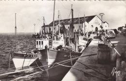 (n) N°55 - Le Croisic - Le Port Et La Poissonnerie - Ed. Rosy - Le Croisic