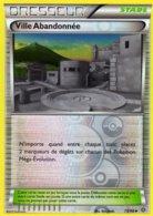 Carte Pokemon 73/98 Vile Abandonnée 2015 Reverse - Pokemon