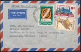 °°° POSTAL HISTORY URUGUAY - 1969 °°° - Uruguay