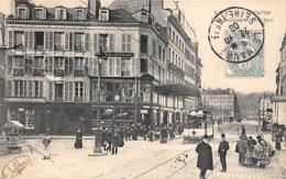 Thème  Métiers .    Marchand De Glace Ambulant .    76 Le Havre    (voir Scan) - Métiers