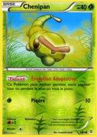 Carte Pokemon 3/83 Chenipan 40pv 2016 Reverse - Pokemon