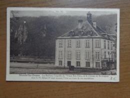 Marche Les Dames, Les Rochers, L'aiguille Du Vieux Bon Dieu Et Le Chateau De Brumagnes --> Onbeschreven - Namur