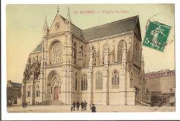 35 100 - RENNES - L'Eglise Saint Aubin - Rennes