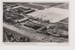 Vintage Pc KLM K.L.M Royal Dutch Airlines Fleet @ Schiphol Amsterdam Airport - 1919-1938: Between Wars