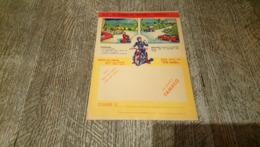Protège Cahier Les Conseils Du Motard N°3 Produits Famaco Signalisation Routière - Book Covers