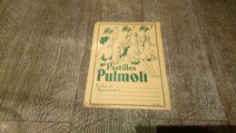 Protège Cahier Pastille Pulmol - Book Covers