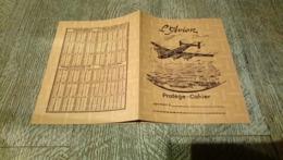 Protège Cahier L'avion Aviation - Book Covers