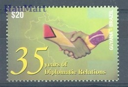 Guyana 2003 Mi 7633 MNH ( ZS3 GYN7633dav144A ) - Aardrijkskunde