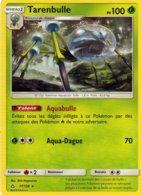 Carte Pokemon 17/156 Tarenbulle 100pv 2018 - Pokemon