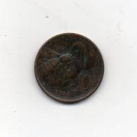 Italia - Regno - 1928 - 10 Centesimi - Ape - N.C. - (MW2602) - 1861-1946 : Reino