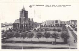 Blankenberge, Stadhuis En Sint Antonius Kerk (pk61792) - Blankenberge