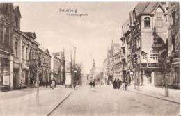 INSTERBURG TschernjachowskHindenburgstraße 1915 Buchhandlung Apotheke Cafe Conditorei LEHMANN Als Feldpost 2.9.1915 Gela - Ostpreussen