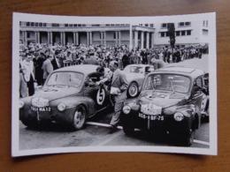 Autosport, Rally / Renault 4CV, Rallye Du MAroc 1952 --> Onbeschreven - Rallyes